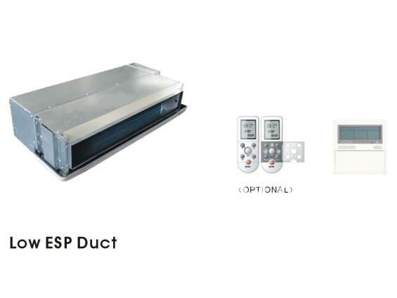 VRF system indoor unit ceiling concealed mid pressure type