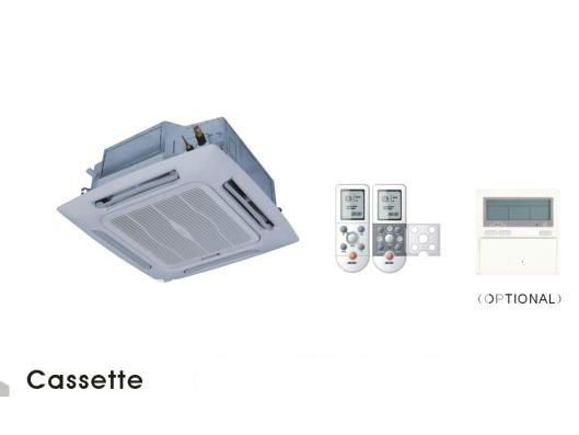 VRF system indoor unit cassette type