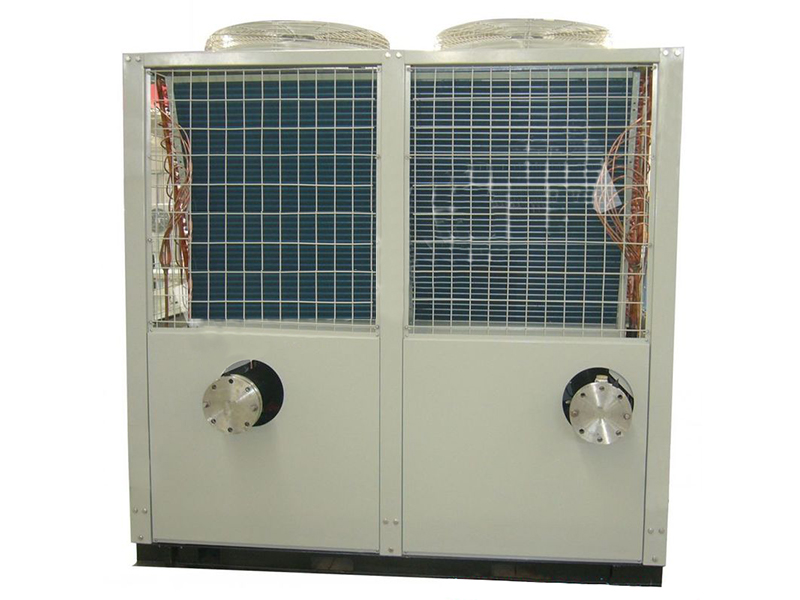 Air cooled chiller modular type with heat pump-20TR
