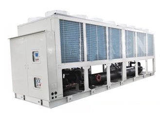 Air cooled screw chiller 930KW-with heat pump optional