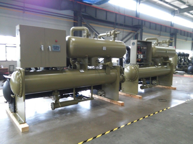 Centrifugal Water cooled chiller