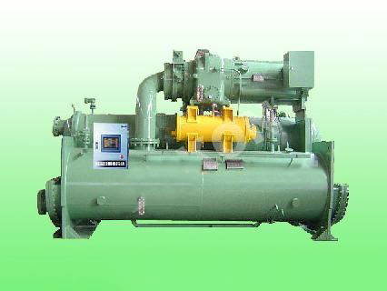 Centrifugal Chiller for Nuclear Power Station