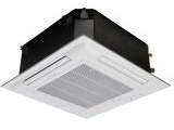 Water chilled ceiling concealed cassette fan coil unit 200CFM-(FP-34CA-K4)