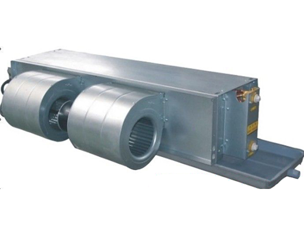 Ceiling concealed duct fan coil unit-1360CFM (2 TUBES)