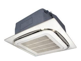 Water chilled Ceiling concealed 8 way Cassette Fan coil unit 1400CFM -(FP-238KM)