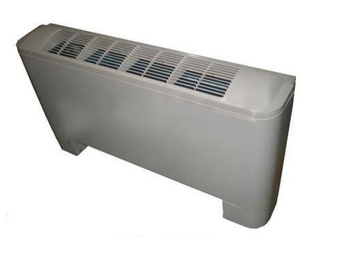 Water chilled Universal free stand type Fan coil units 400CFM-4 tubes(FP-68U-4)